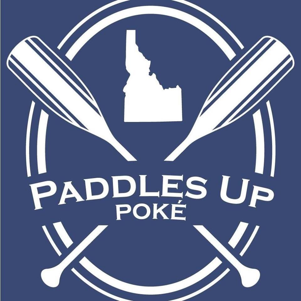 Paddles Up Poké
