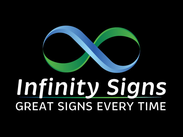 Infinity Signs Northwest