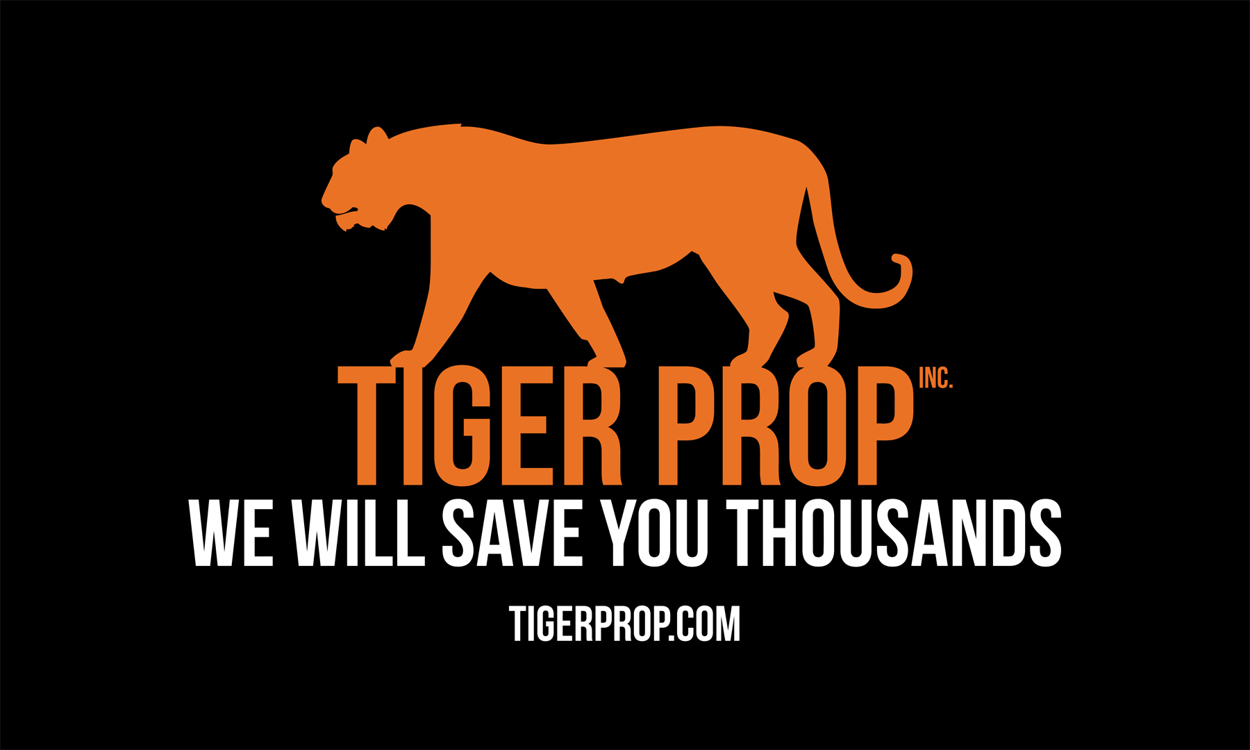 Tiger Prop