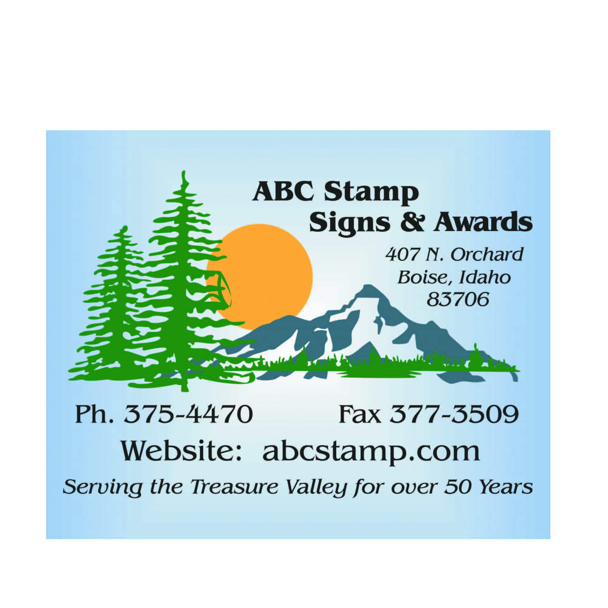 ABC Stamp Company